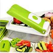 Grönsakskvarn Rostfritt stål / Plast,