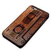아이폰 기가 6 아이폰 7 플러스 배 나무 사과 자기 테이프 하드 다시 커버 플러스