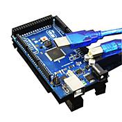 Placa de Desarrollo para Arduino Mega 2560 R3 ATmega2560-16AU
