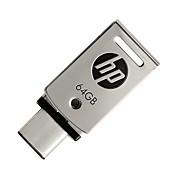 hp 64GB USB 3.1 플래시 dirve 유형 -c x 5000 금속