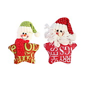 x'mas deco percha (2pcs)