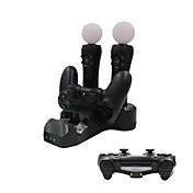 4 PS4 게임 컨트롤러 / ps의 이동 / 추신 VR 컨트롤러 1 충전 스테이션에
