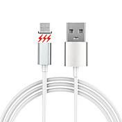 USB 2.0 Micro USB 2.0 Magnético Cable Para Samsung Huawei Sony Nokia HTC Motorola LG Lenovo Xiaomi 150 cm PVC Aluminio