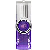 킹스톤 32 기가 바이트 USB 2.0 플래시 드라이브 dt101g2 - 보라색