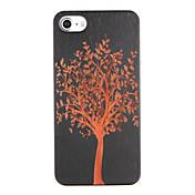 용 엠보싱 텍스쳐 패턴 케이스 뒷면 커버 케이스 나무 하드 나무 용 Apple 아이폰 7 플러스 아이폰 (7)
