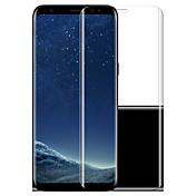 안정된 유리 고해상도 (HD) 9H강화 전체 바디 화면 보호 제품 Samsung Galaxy Galaxy S8