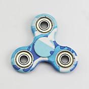 Fidget spinners Hilandero de mano Juguetes Tri-Spinner EDC Alivio del estrés y la ansiedad Juguetes de oficina Alivia ADD, ADHD,