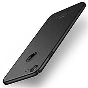 용 반투명 케이스 뒷면 커버 케이스 단색 하드 PC 용 Apple 아이폰 7 플러스 아이폰 (7) iPhone 6s Plus iPhone 6 Plus iPhone 6s 아이폰 6 iPhone SE/5s iPhone 5