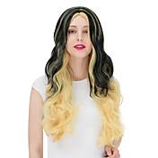 로리타 가발 달콤한 로리타 컬러 그라데이션 로리타 가발 80-90 CM 코스프레 가발 가발 제품