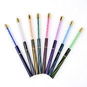 1pc 네일 아트 도구 고양이의 눈 드릴 phototherapy 펜 손톱 색깔 드로잉이나 패턴 8 단락과 연필 페인트 펜
