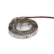 7W 유연한 LED 조명 스트립 300 lm DC12 V 2 m 120 LED가 웜 화이트 화이트 레드 블루 그린