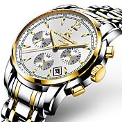 Hombre Hombres Reloj Deportivo Reloj Militar Reloj de Vestir Reloj de Moda Reloj de Pulsera Reloj Pulsera Reloj Casual Japonés Cuarzo