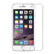 안정된 유리 화면 보호기 용 Apple iPhone 6s 앞면&뒷면 화면 보호 제품 고해상도 (HD) 9H강화 2.5D커브 엣지 폭발의 증거 울트라 씬 스크래치 방지 지문 방지