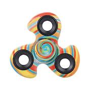 Fidget spinners Hilandero de mano Peonza Juguetes Juguetes Plástico EDCAlivio del estrés y la ansiedad Alivia ADD, ADHD, Ansiedad,