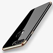 제품 iPhone X iPhone 8 케이스 커버 도금 뒷면 커버 케이스 한 색상 소프트 TPU 용 Apple iPhone X iPhone 8 Plus iPhone 8 아이폰 7 플러스 아이폰 (7) iPhone 6s Plus iPhone 6