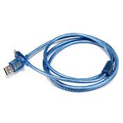 USB 2.0 케이블, USB 2.0 to 마이크로 USB 2.0 케이블 Male - Male 1.5M (5 피트)
