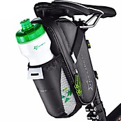 ROCKBROS Bolsa para Bicicleta Bolso seco impermeable Bolsas Maletero Banda reflectante Resistente a la lluvia Reductor del Sudor Bolsa
