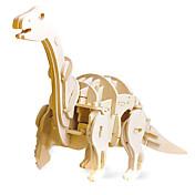 직소 퍼즐 DIY 키트 3D퍼즐 로직&퍼즐 장난감 빌딩 블록 DIY 장난감 공룡 만화 모양