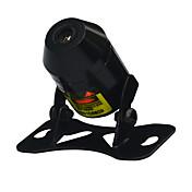 jiawen 자동차 오토바이 레이저 안개 램프 충돌 방지 레이저 안개 조명 자동 안티 안개 주차 중지 신호 표시기 DC 8-36v