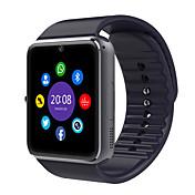 Reloj Smart Cámara Llamadas con Manos Libres Audio Seguimiento de Actividad Bluetooth 3.0 2G Tarjeta SIM