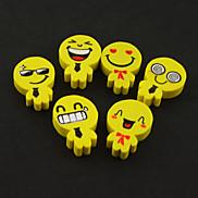 Smiling Face Eraser(2 PCS)