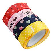 Sticky Decorative Cloth Tape(Random Color)