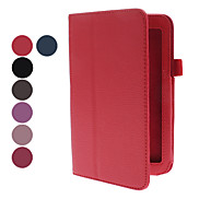 PU Leather Case with Stand for Samsung Galaxy Tab3 P3200