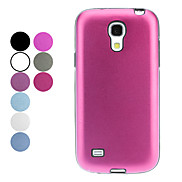Simple Style Solid Color Hard Case for Samsung Galaxy S4 Mini I9190 (Assorted Colors)