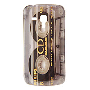 Vintage Tape Pattern Hard Case for Samsung Galaxy Trend Duos S7562