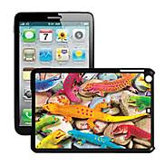 Gecko Pattern 3D Effect Case for iPad mini 3, iPad mini 2, iPad mini