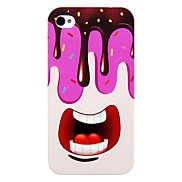 Big Mouth Ice Cream Soft Case for iPhone 4/4S