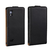 Solid Color PU Leather Full Body Case for LG Optimus L9 P760 (Assorted Colors)