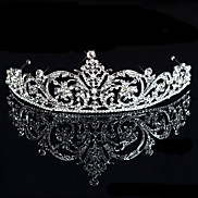Lureme®Austria Crystal Rhinestone Bridal Hair Jewelry Wedding Hair Accessories Pageant Tiaras