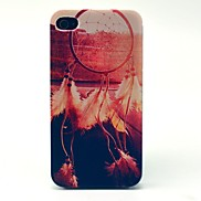 Sun Commingle Dream Catcher Pattern Hard Case for iPhone 4/4S