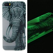Elephant Glow in Dark Case for iPhone 4/4S