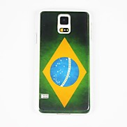 For Samsung Galaxy Case Pattern Case Back Cover Case Flag PC Samsung S5