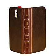 Retro Book Style PU Leather Case with Card Slot for Samsung Galaxy Note 3 N9000 (Assorted Colors)