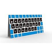 ZZCP Photoshop Shortcuts Keyboard Sticker for PC Laptop  White Black