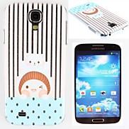 Lovely Sunny Baby Pattern PC Hard Case for Samsung S4 I9500