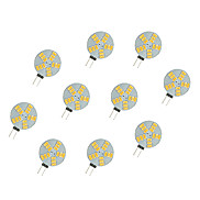 2.5W LED Crystal Light G4 15SMD 5630 White/Warm White DC12V 10Pcs