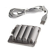 USB Rechargeable Battery Pack for Wii Fit Balance Board