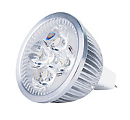 4W GU5.3(MR16) LED Spot Lampen MR16 4 High Power LED 360 lm Warmes Weiß DC 12 V