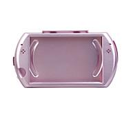 caja de aluminio de protección para psp go (rosa)