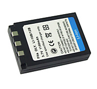 Replacement Digital Camera Battery LI10B/Li-12B for Olympus Camedia C-5000 Zoom/Olympus Stylus 1000(09370126)