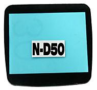 Emora Premium LCD Screen Panel Protector for Nikon D50(DEC1115)