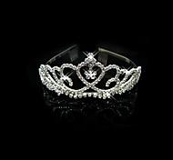 splendidi cristalli da sposa tiara