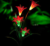 Solar LED Flower Light (1049-CIS-28078)