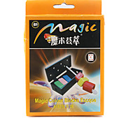 Gimmick Magic Props Magic KitMagic Assemble Magic Colour Blocks Escqoe