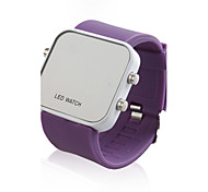 Jelly Led Watch(Purple)