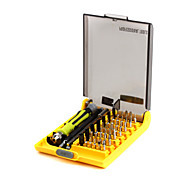 Precision Screw Drivers Toolkit for Electronics DIY (45-Piece Set)